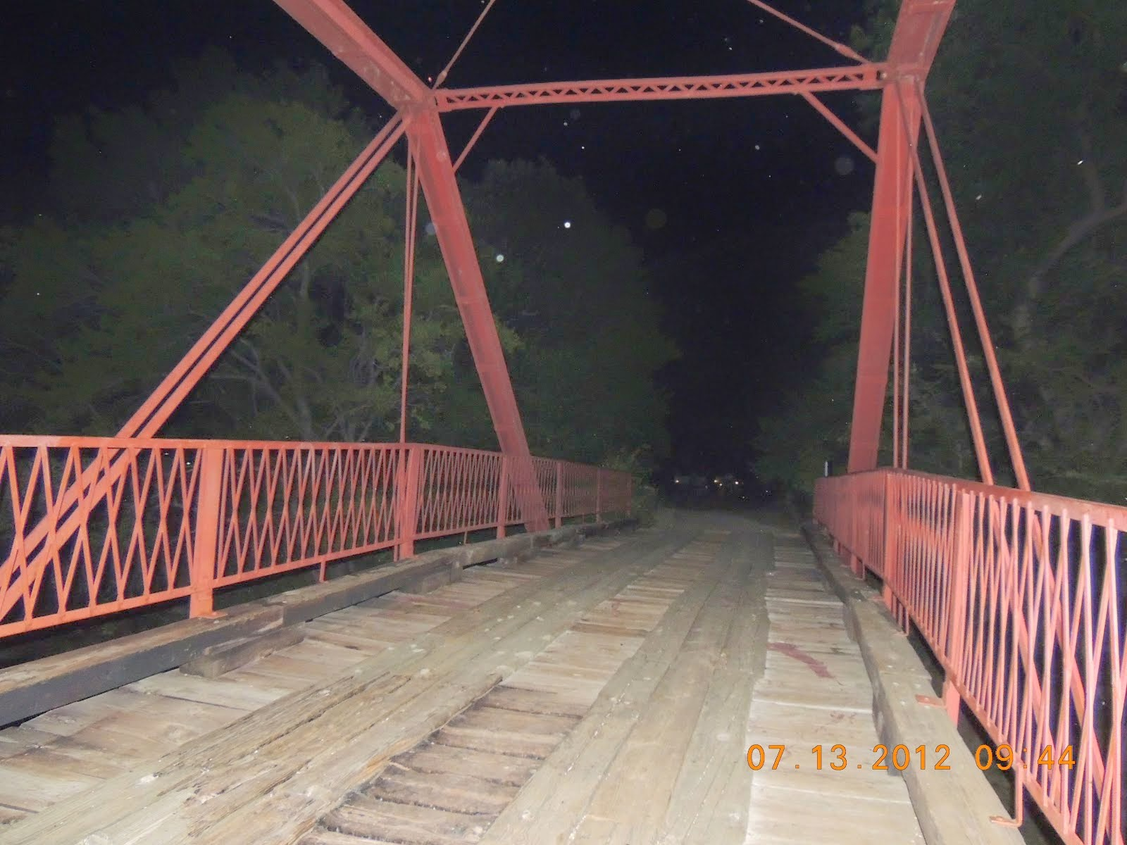 OLD ALTON BRIDGE GHOST TOUR