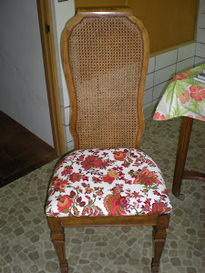New Kitchen Chair