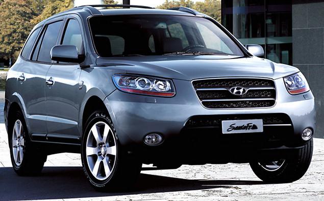 Hyundai SUV