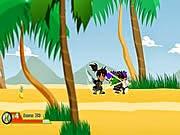 Game Ninja Ben 10, chơi game ben10 online