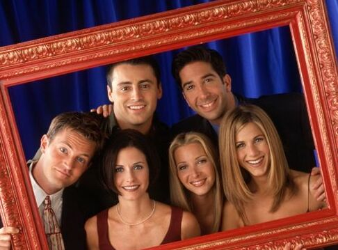 friends la serie completa: