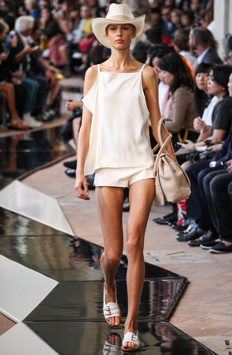 Designer look for less, inspiration Trussardi S/S 2014 via Fashioned by Love