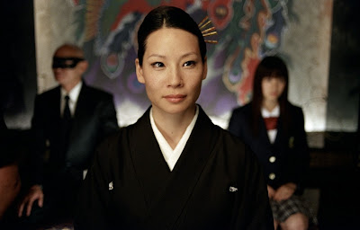 Lucy Liu in Kill Bill