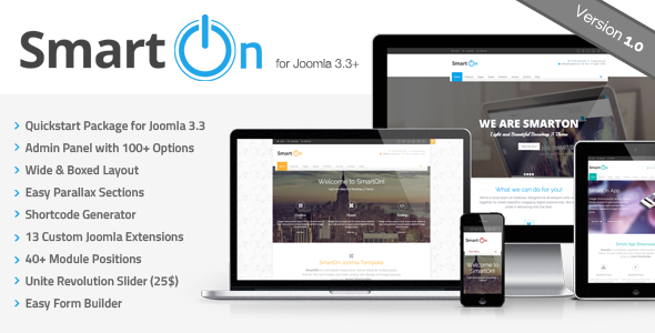 Free Joomla Theme