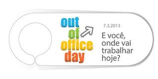 Dia fora do escritório