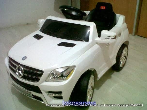 Mobil Mainan Aki Junior QX7996 Mercedes-Benz ML350