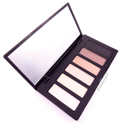 studio gear cosmetics nude matte palette - the beauty puff