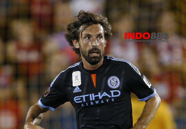 Andrea Pirlo Akan Bergabung ke Manchester City - Indo888News