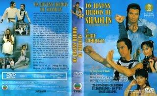 OS JOVENS HERÓIS DE SHAOLIN (1982) - A SÉRIE COMPLETA