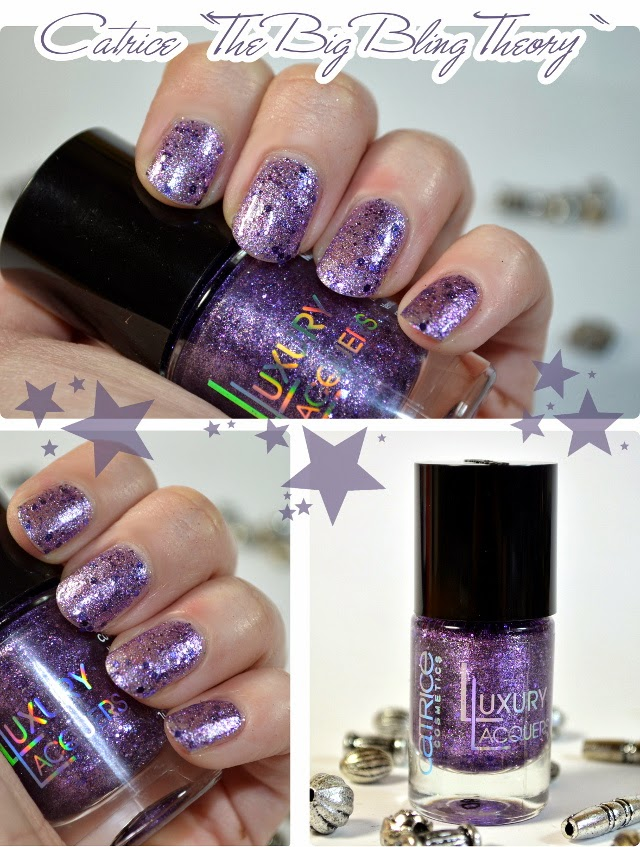 Catrice Luxury Lacquers - THE BIG BLING THEORY