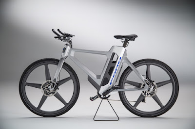 New Ford MoDe:Flex Electric Bike Makes City Living Easy