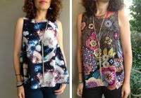 Sewing Pattern: Valerie Top