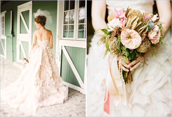 Simple Chic Southern Wedding Wednesday Untraditional