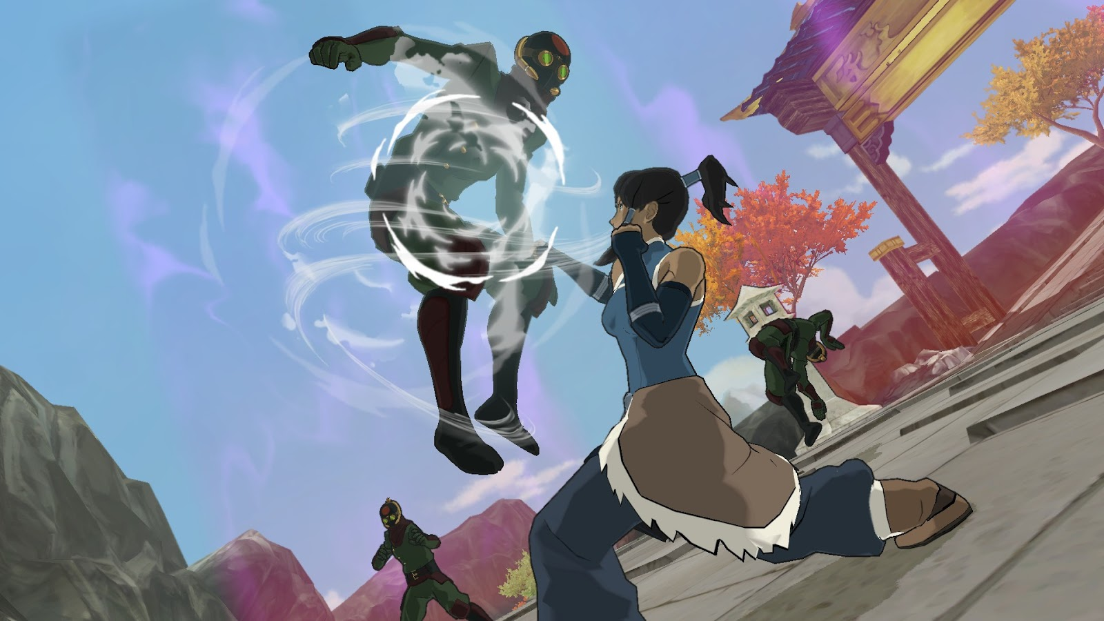 The Legend of Korra A New Era Begins