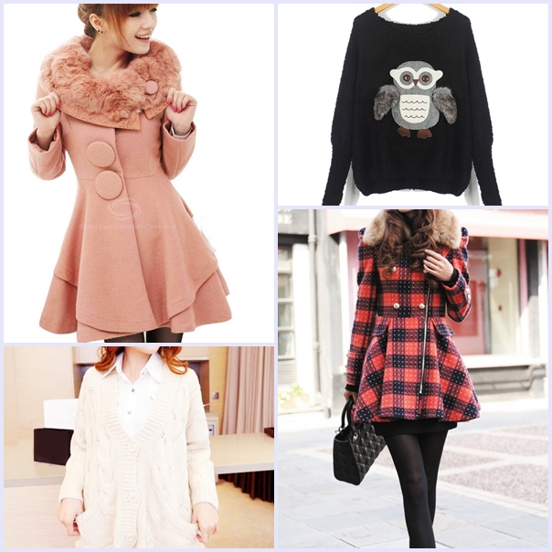 Sammydress coat sweater