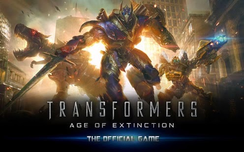 Transformer Age Of Extinction 1.3.2 Apk