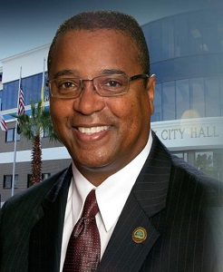 Palm Bay Mayor William Capote