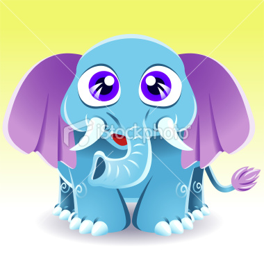 cartoon elephant wallpaper - photo #21