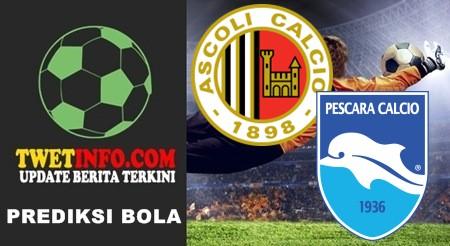Prediksi Ascoli vs Pescara