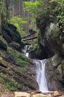 Cascade Long exposure