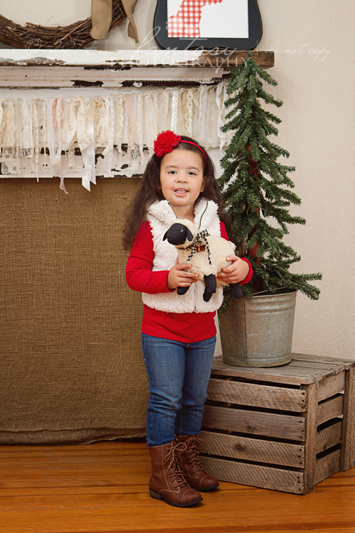 christmas mini photography sessions | child photographers winston salem