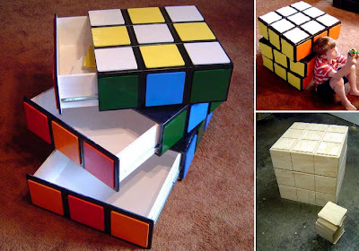 Creative Cube inspired Products and Designs (15) 9