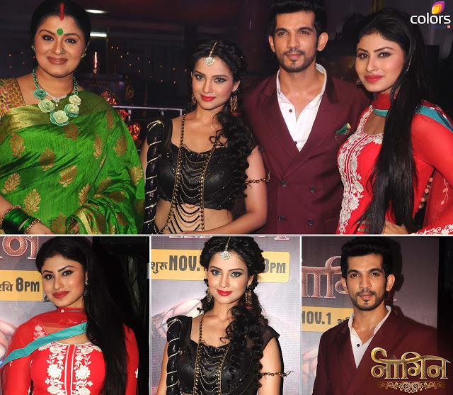 Watch Naagin Season 1 Colors Hindi TV Serial All - VOOT