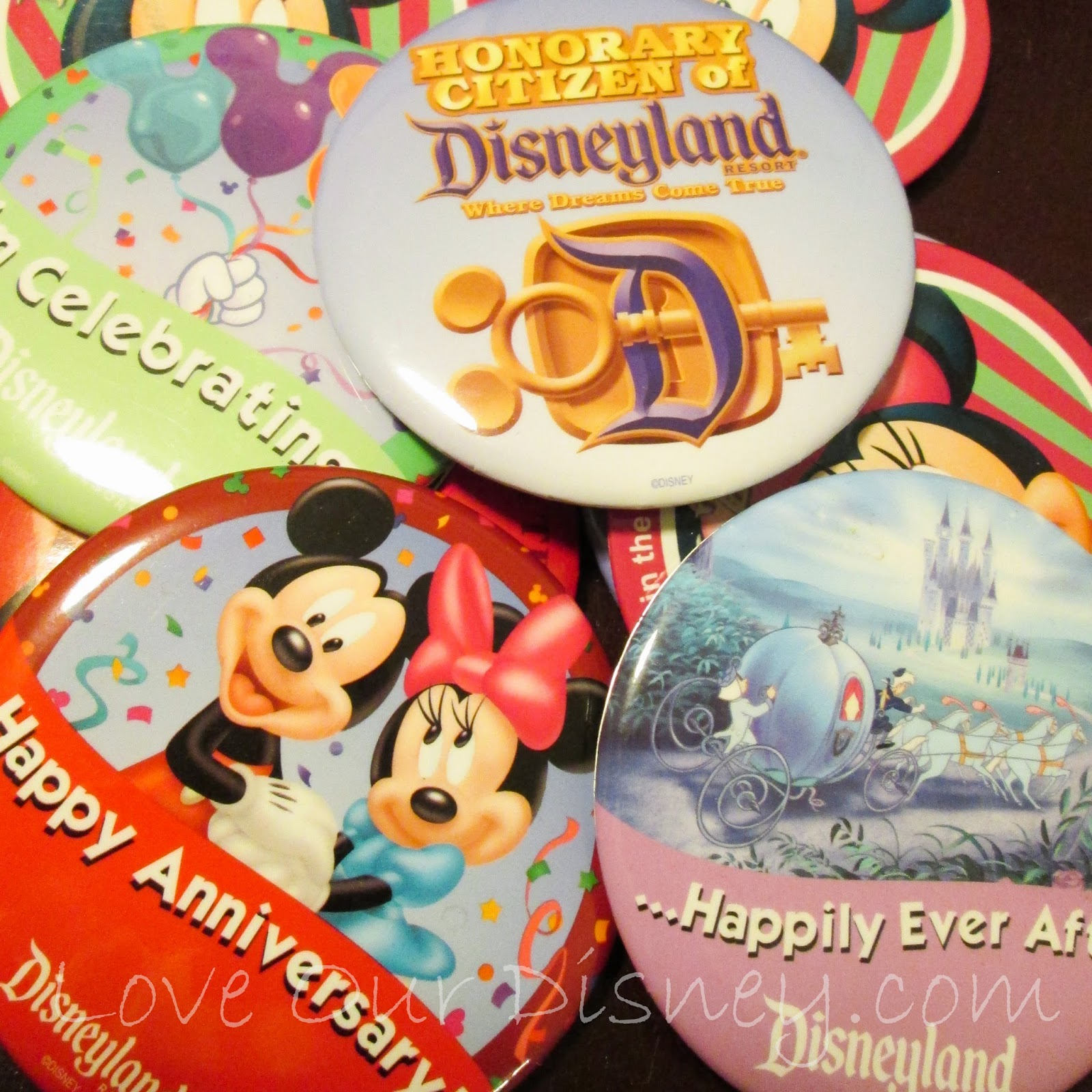 Disneyland 101 Fastpass and Parent Swap