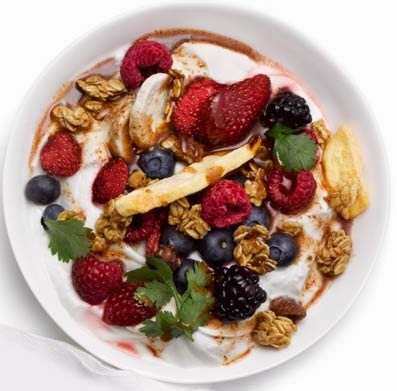 Yogurt Breakfast Cooking Recipe