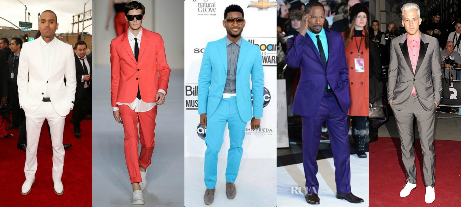 Mookeh\'s Blog : Spring / Summer 2013 Men\'s Suit Trends