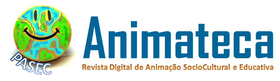 Animateca - Revista Digital de Animação SocioCultural e Educativa