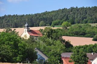 Evangelische Pfarrkirche Oberwaldbehrungen