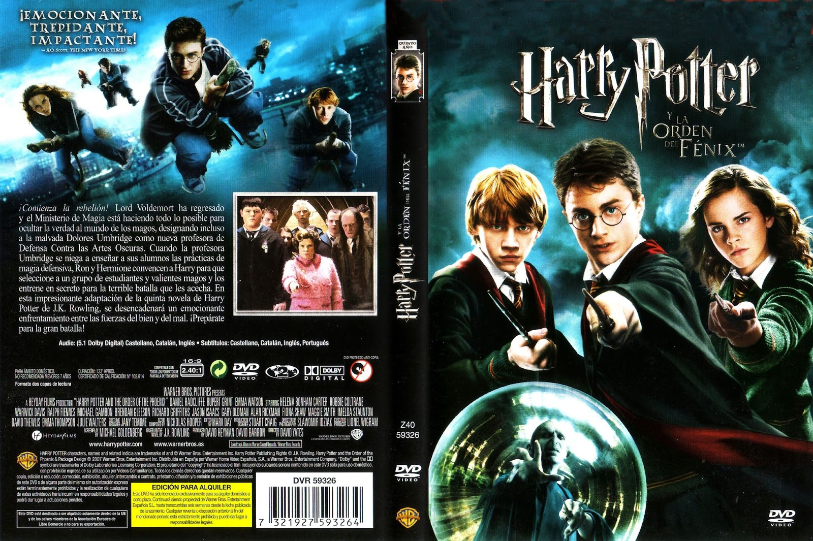 descargar en pdf harry potter