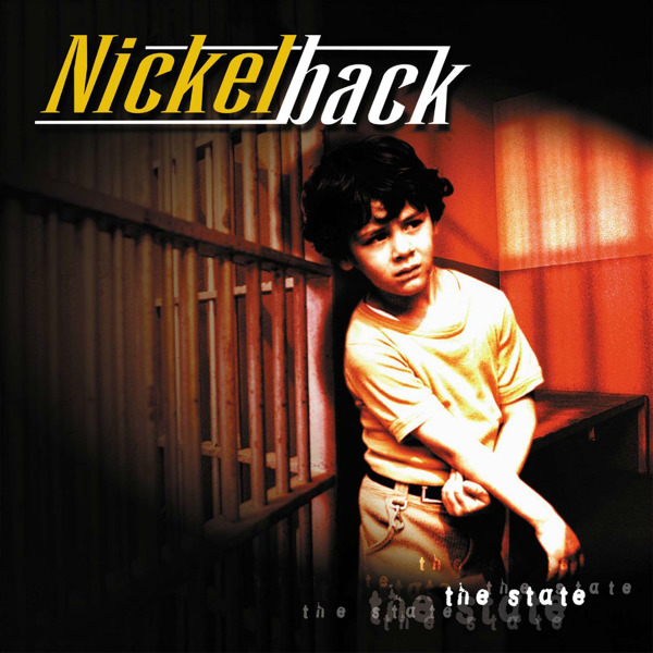 Nickelback - The State Cover