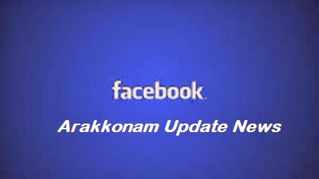 Arakkonam Update News in Facebook