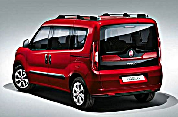 2017 fiat doblo powertrain and design future vehicle news. Black Bedroom Furniture Sets. Home Design Ideas