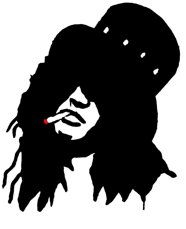 Displaying 19 gt  Images For - Slash Logo   Guns N Roses Logo Black And White