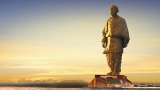 Statue of unity. sardarvallabhbhai