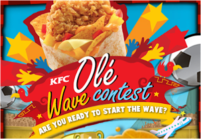 KFC 'Ole Wave' Contest