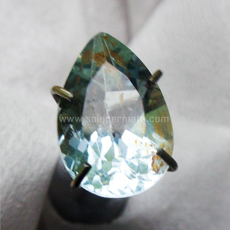 Batu Permata Blue Topaz - SP978