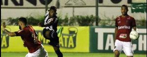 Brasil derruba o Bahia para o 6ª lugar