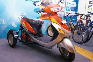 Motos para discapacitados for Accesorios minusvalidos