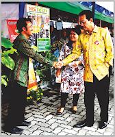 Bp. Robi N dan Sri Sultan HB X