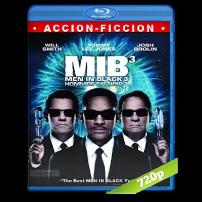 Hombres De Negro 3 (2012) BRRip 720p Audio Trial Latino-Castellano-Ingles 5.1