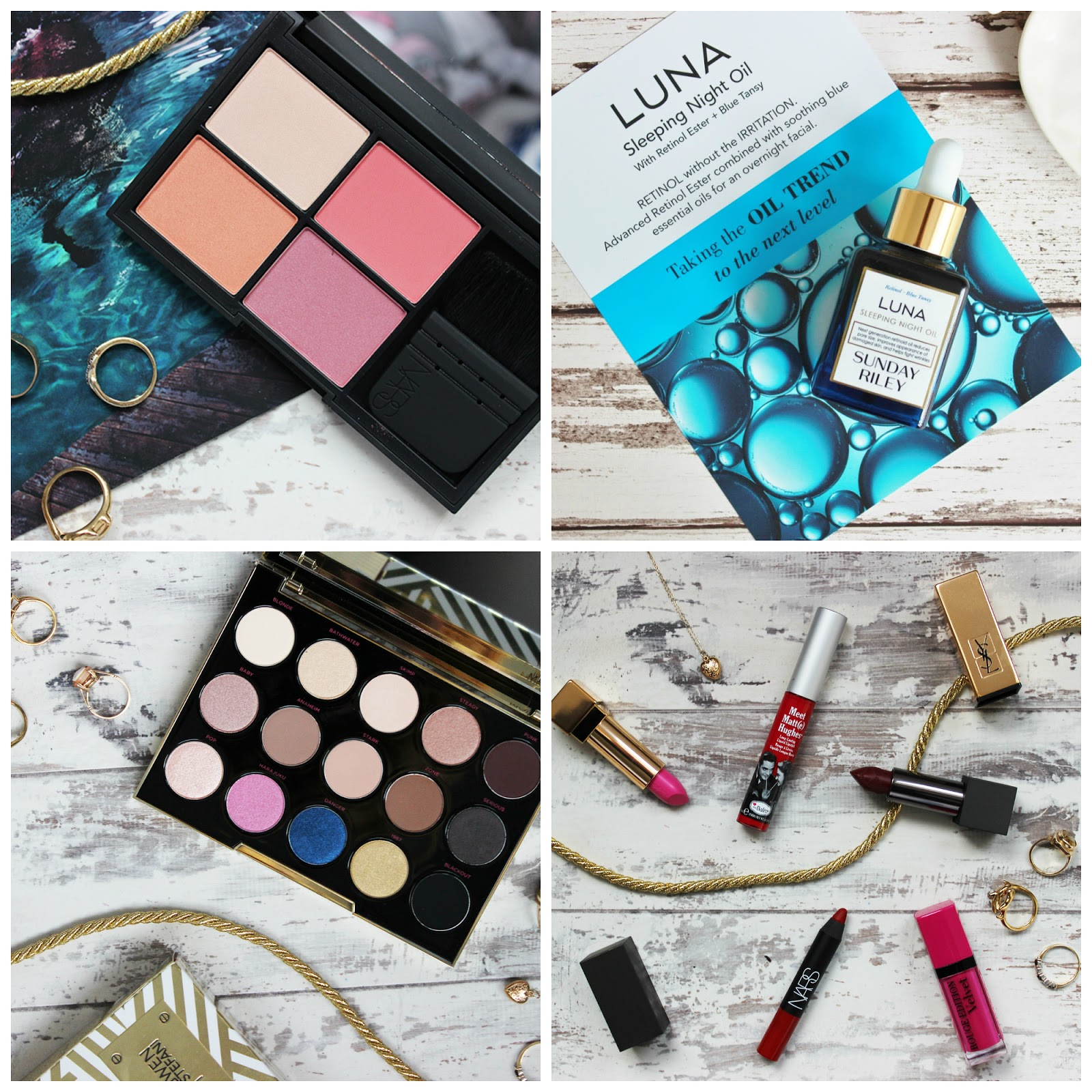 Top high end beauty products of 2015