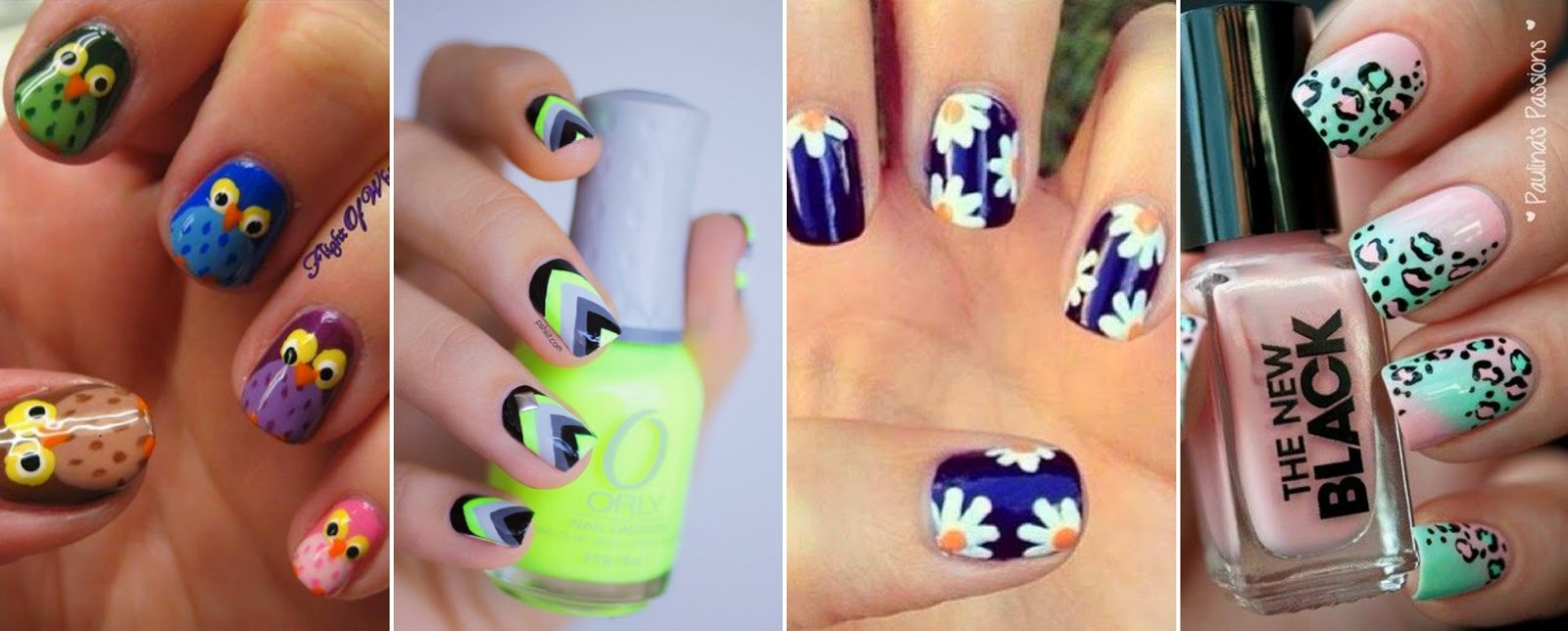 Thanks mail carrier nail polish will never be the same hot nail art prinsesfo Images