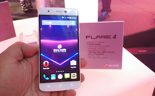 Cherry Mobile Flare 4, 5-inch HD Octa Core Android Lollipop for Php4,999