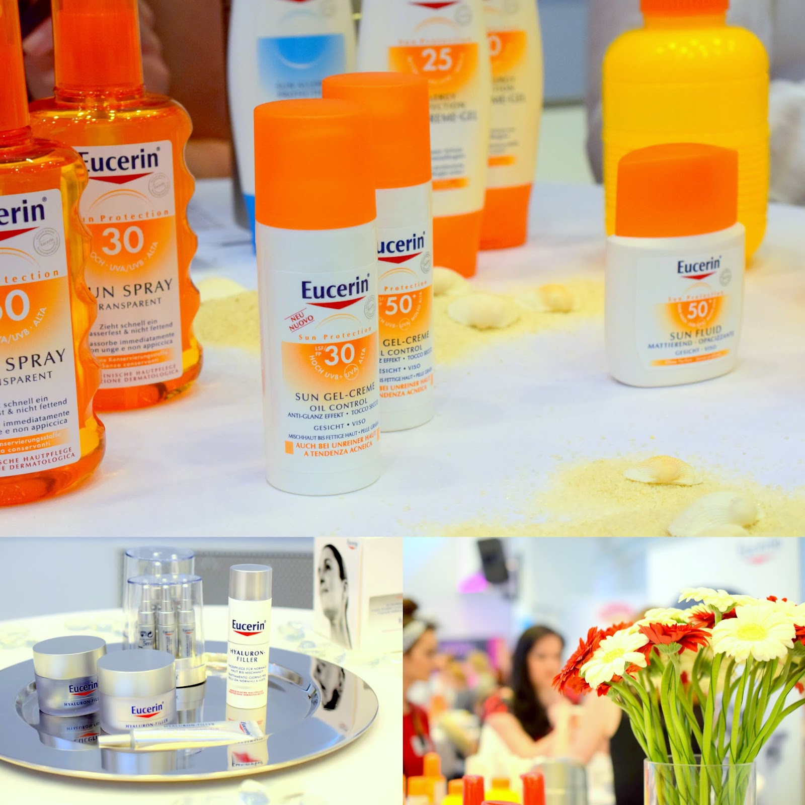 Beautypress Bloggerevent Juni 2015: Eucerin