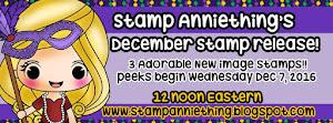 SAT December Stamp Release