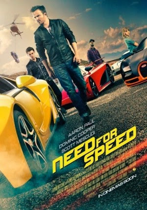 Download Film Need For Speed (2014) BluRay 720p Sub Indo